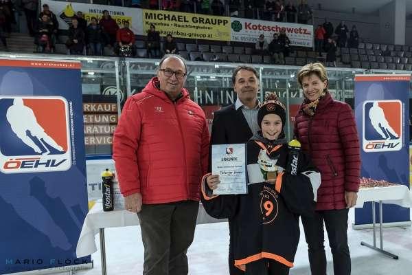 österreichisches U12 Nachwuchsturnier in Innsbruck