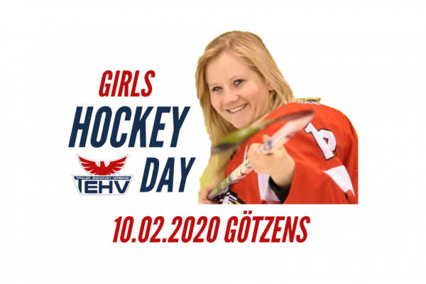 Girls Hockey Day, 10.2.2020 in Götzens