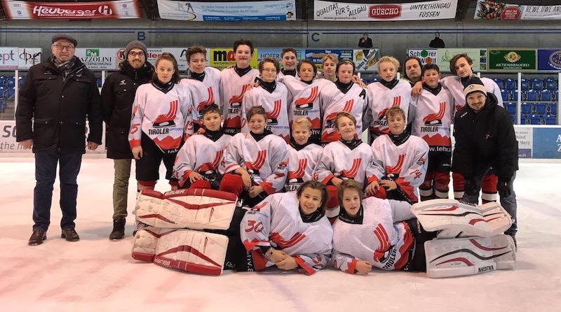 Team Tirol 2017